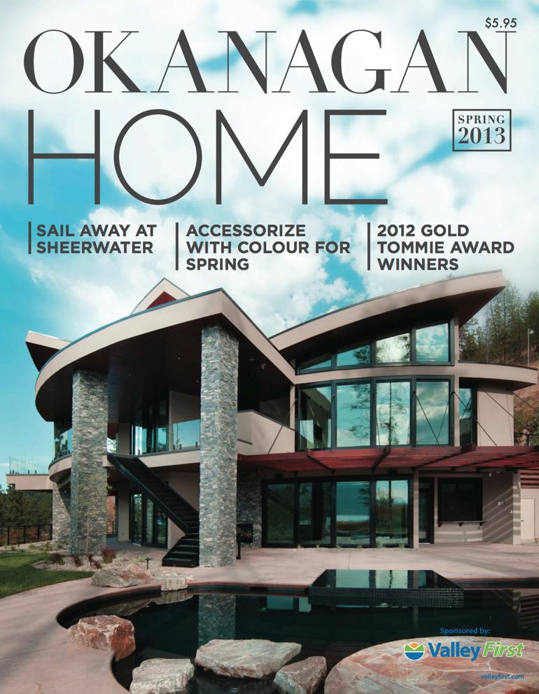 sheerwater okanagan home Sheerwater, Sheer Beauty
