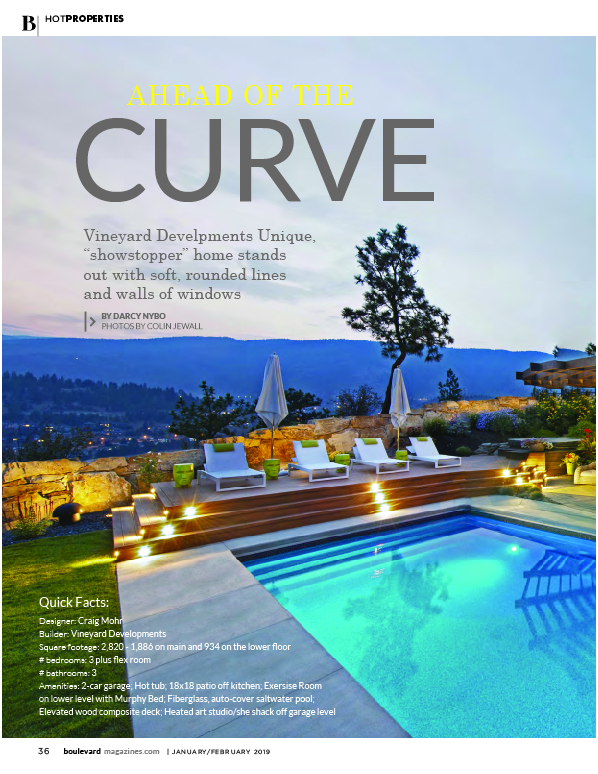 Boulevard magazine article cover Boulevard Magazine Jan Feb 2019